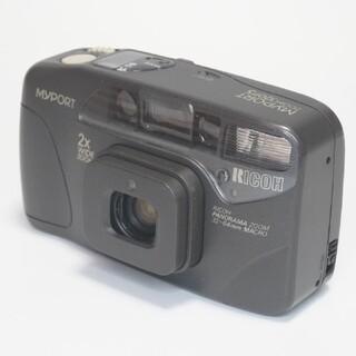 リコー(RICOH)のRICOH リコー MYPORT ZOOM 320PS フィルムカメラ(フィルムカメラ)