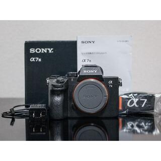 SONY - SONY α7III (ILCE-7M3) オマケ多数!