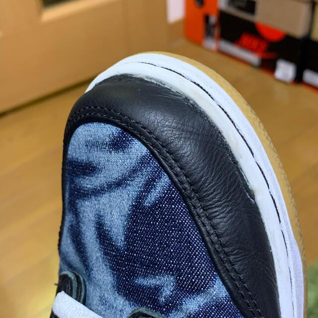 NIKE(ナイキ)のNIKE DUNK LOW SB FAST TIMES メンズの靴/シューズ(スニーカー)の商品写真