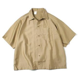 エヌハリウッド(N.HOOLYWOOD)のエヌハリウッド 181-SH21-028pieces ボックスシャツ  18ss(シャツ)