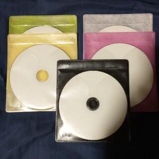 バッファロー(Buffalo)の5色ケース入り DVD-R 地デジ録画OK 2枚収納5個(DVDレコーダー)