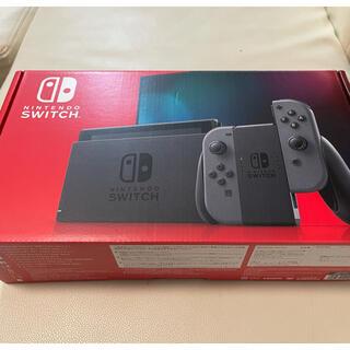 Nintendo Switch - 【新型】Nintendo Switch Joy-Con (L) / (R)グレー