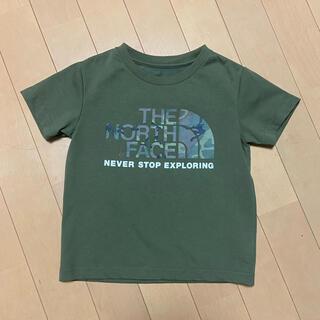 ザノースフェイス(THE NORTH FACE)のノースフェイス 100cm(Tシャツ/カットソー)