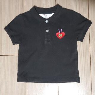 Design Tshirts Store graniph - グラニフ はらぺこあおむし 子供ポロシャツ 90cm