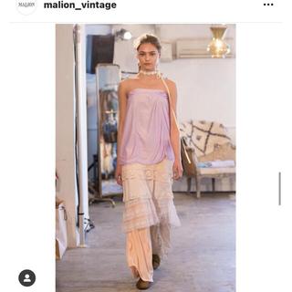 EDIT.FOR LULU - マリオンヴィンテージ malion vintage レース スカート