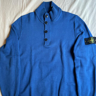 STONE ISLAND - Stone island Zip and Buttons Cotton Knit