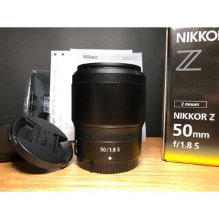 Nikon - Nikon Z 50mm f1.8S ニコンSC点検清掃済