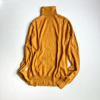 Drawer - 美品✨ドゥロワー 定番 カシミヤ×シルク タートルネックニット プルオーバー