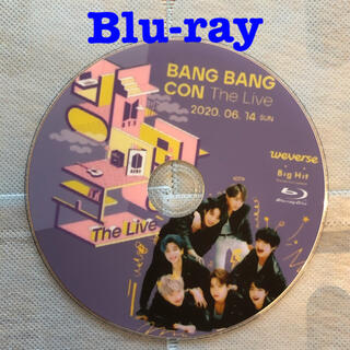 防弾少年団(BTS) - BTS【BANG BANG CON THE LIVE】Blu-ray