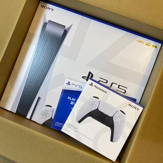 SONY - PlayStation5 ディスクドライブ +純正コントローラー セット