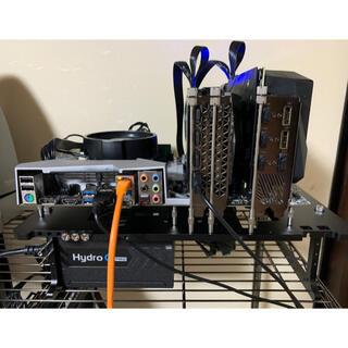 マイニング NVIDIA Geforce RTX 3080 3070