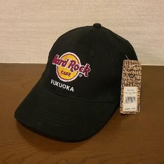ロックハード(ROCK HARD)の【新品未使用品】ハードロックカフェ クラシックロゴハット ロゴキャップ 帽子(キャップ)