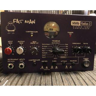 HHB Radius3 FATMAN  チューブ コンプレッサー(エフェクター)