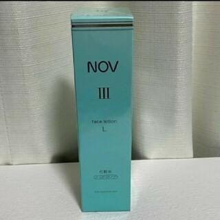 ノブ(NOV)のNOVⅢ ノブⅢ フェイスローションL 化粧水 さっぱりタイプ(化粧水/ローション)