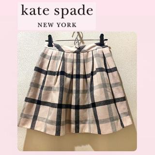 Kate Spade 150 チェックスカート