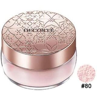 COSME DECORTE - コスメデコルテ フェイスパウダー 80 glow pink 20g