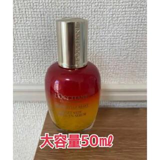 ロクシタン(L'OCCITANE)のロクシタン☆大容量 イモーテルオーバーナイトリセットセラム(美容液)