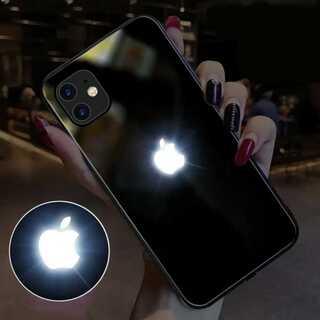 売り切れ続出!!LED発光 6カラー 光るiPhoneケース