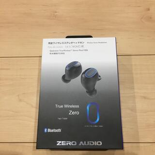 ZERO AUDIO 完全ワイヤレスステレオヘッドホン