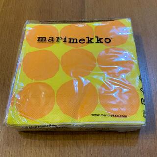 マリメッコ(marimekko)のマリメッコ ペーパーナプキン 新品(収納/キッチン雑貨)
