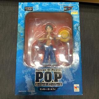 メガハウス(MegaHouse)のPOP NEO-1 モンキー D ルフィ ONE PIECE ワンピース(アニメ/ゲーム)