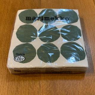 マリメッコ(marimekko)のマリメッコ  ペーパーナプキン 新品(テーブル用品)