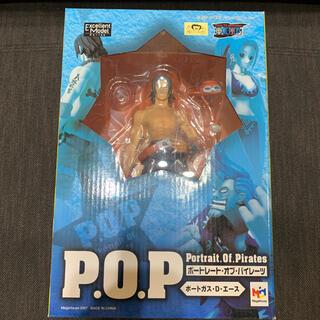 メガハウス(MegaHouse)のPOP ワンピース シリーズ NEO-2 ポートガス D エース フィギュア(アニメ/ゲーム)