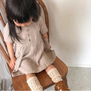 アンパサンド(ampersand)のワンピース 韓国子供服(ワンピース)
