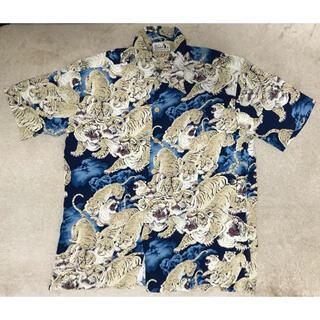 サンサーフ(Sun Surf)のサンサーフ 白虎オープンシャツ(シャツ)