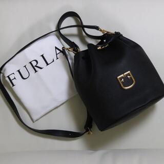 Furla - FURLA フルラ バッグ 黒 ブラック ショルダーバッグ コロナ