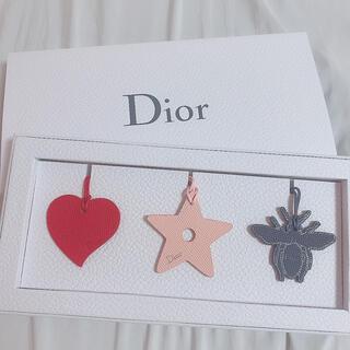 ディオール(Dior)のDiorシルバー会員特典 バックチャーム(バッグチャーム)