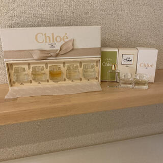 Chloe - クロエミニ 香水セット