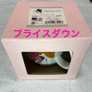 Color - 「エヴァンゲリオン展」 限定商品 描き下ろしマグカップ(レイ&アスカ&マリ)