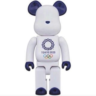 メディコムトイ(MEDICOM TOY)の新品未開封 BE@RBRICK 400% 東京 2020 オリンピック(フィギュア)