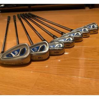 クリーブランドゴルフ(Cleveland Golf)のCG-C アイアンセット ゴルフクラブ クリーブランド(クラブ)