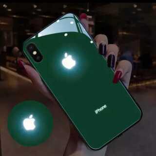 人気ランキング上位??LED発光 6らカラー 光るiPhoneケース?