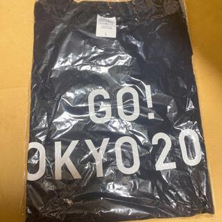 アサヒ(アサヒ)のアサヒ オリンピック Tシャツ 新品未使用(ノベルティグッズ)