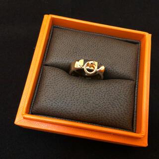 Hermes - エルメス  HERMES コリエドシアン 指輪 リング 送料込み 美品
