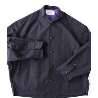 kolor - kolor カラー ソロテックスタスランシャツ ジャケット ブルゾン サイズ1