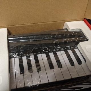 ほぼ新品 AKAI MPK mini mk3 MIDIキーボード DTM パッド(MIDIコントローラー)
