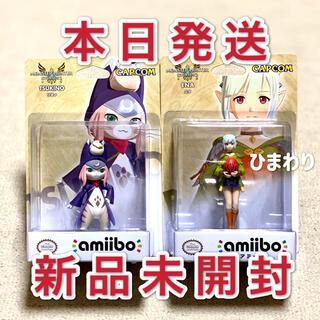 CAPCOM - モンスターハンター ストーリーズ 2 amiibo アミーボ ツキノ エナ