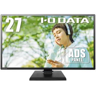 IODATA - I-O DATA_EX-LDH271DB 27型スピーカー付きモニター
