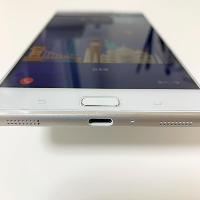 ASUS(エイスース)の【超美品】ASUS Zenfone 3 ULTRA ウルトラ  6.8インチ スマホ/家電/カメラのスマートフォン/携帯電話(スマートフォン本体)の商品写真