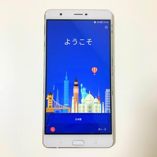 ASUS - 【超美品】ASUS Zenfone 3 ULTRA ウルトラ  6.8インチ