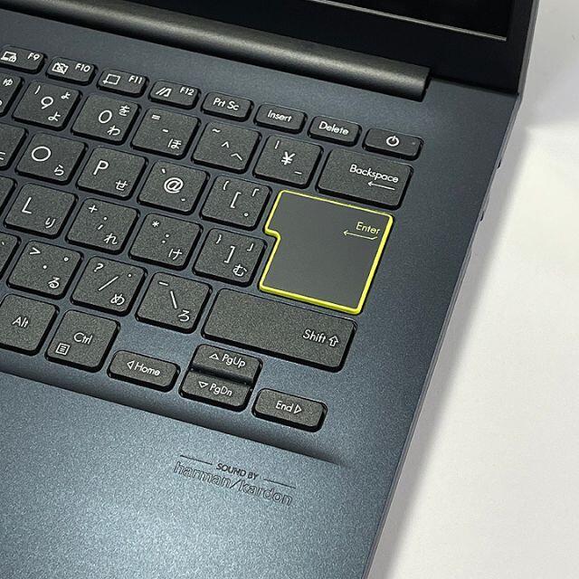 ASUS(エイスース)のASUS VivoBook Ryzen 3 3250U/8GB/256GB スマホ/家電/カメラのPC/タブレット(ノートPC)の商品写真