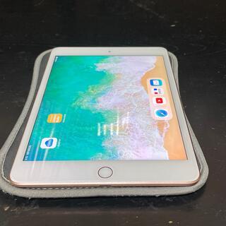 Apple - 超美品 iPad mini5 64G gold wifi