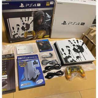 PlayStation4 - プレステ4 本体 Pro 1TB