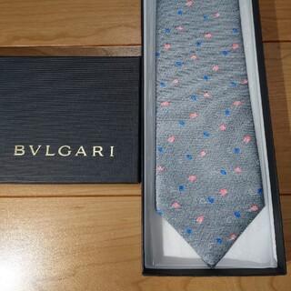 BVLGARI - 【未使用品】ブルガリ ネクタイ
