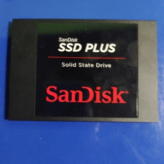 サンディスク(SanDisk)の【値下げ】SDSSDA-2T00-G26(PCパーツ)