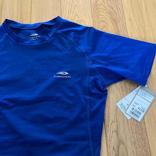 ティゴラ(TIGORA)のティゴラ メンズ Tシャツ 半袖インナーシャツ ロイヤルブルー M(その他)